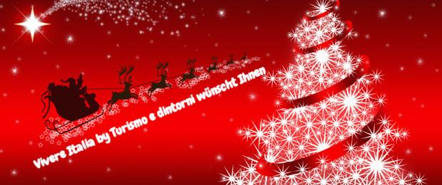 frohe weihnachten merry christmas buon natale vivere italia. Black Bedroom Furniture Sets. Home Design Ideas